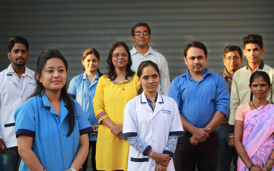 USHA Diagnostic & Scan Centre Team